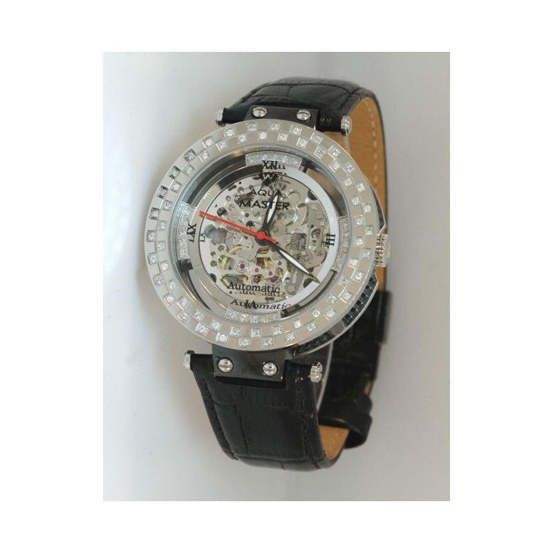 Aqua Master Mens Diamond Watch am2 54557 1