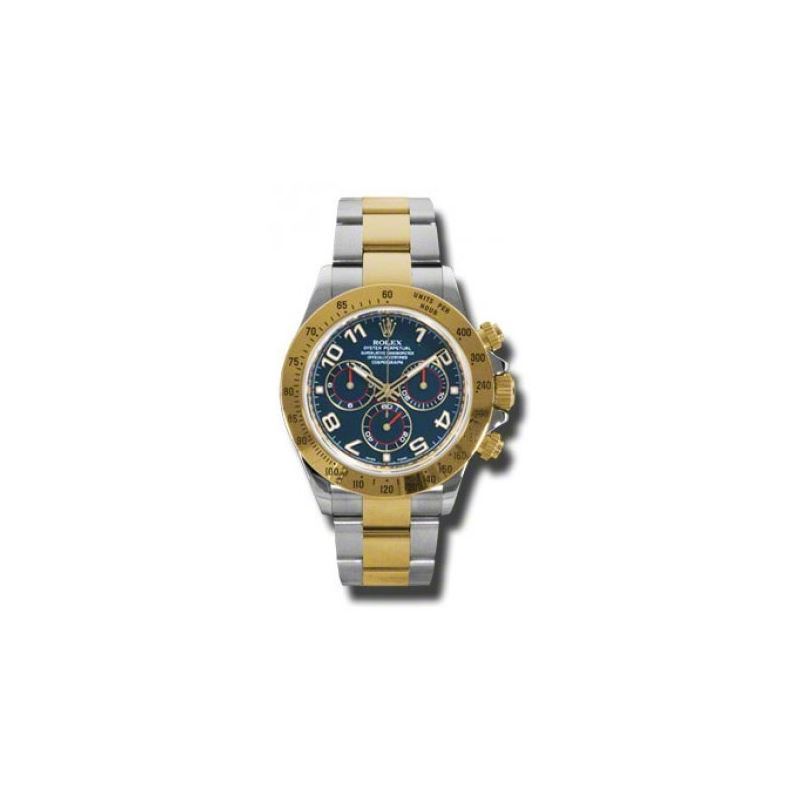 Rolex Watches  Daytona Steel and Gold 11 54115 1
