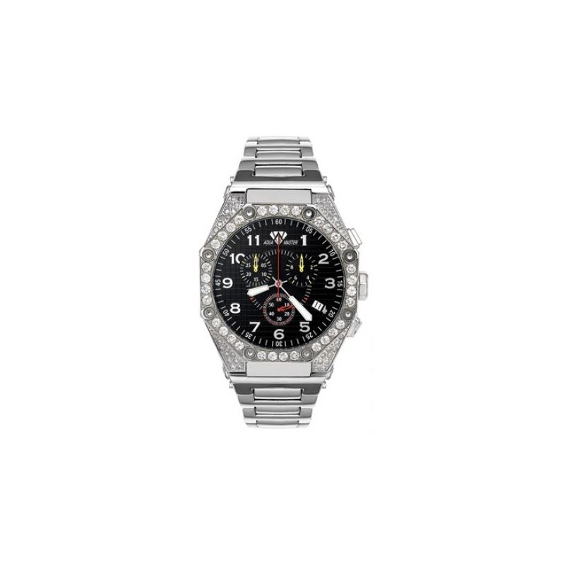 Aqua Master Diamond Watch The AquaMaster 53565 1