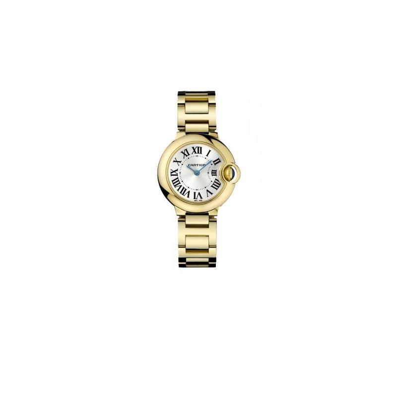 Cartier Ballon Bleu Solid 18K Gold Women 55122 1