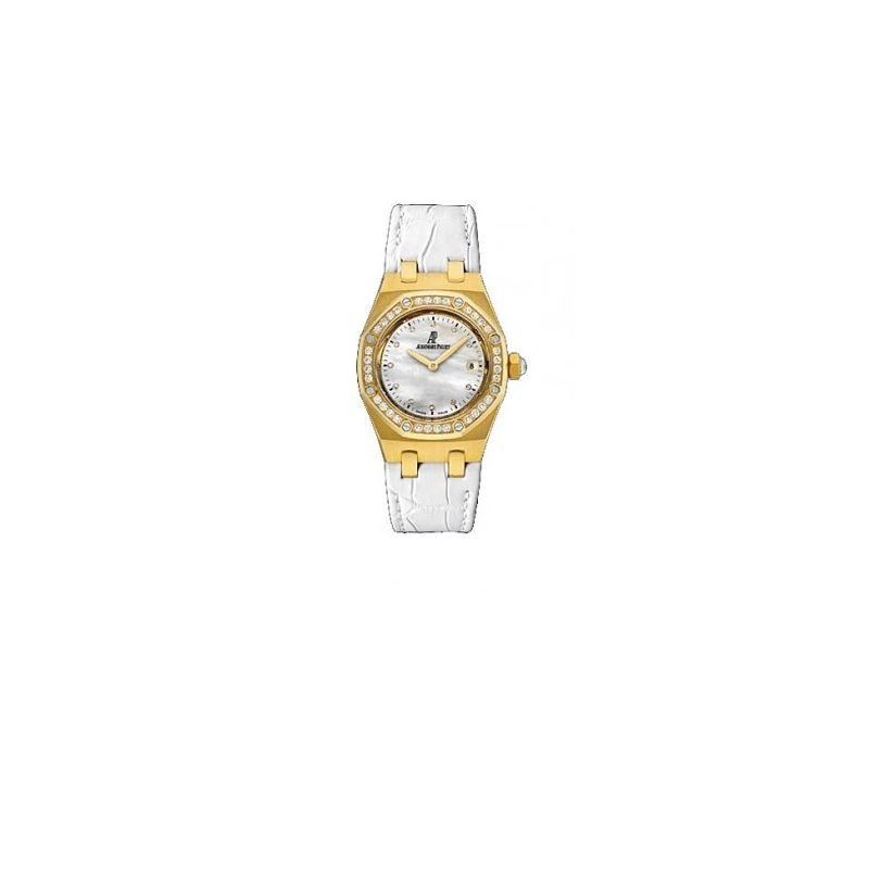 Audemars Piguet Ladies Watch 67601BA.ZZ. 54920 1