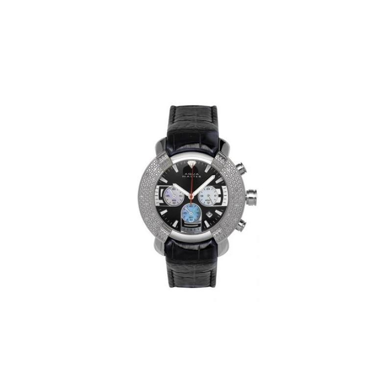 Aqua Master Diamond Watch Mens