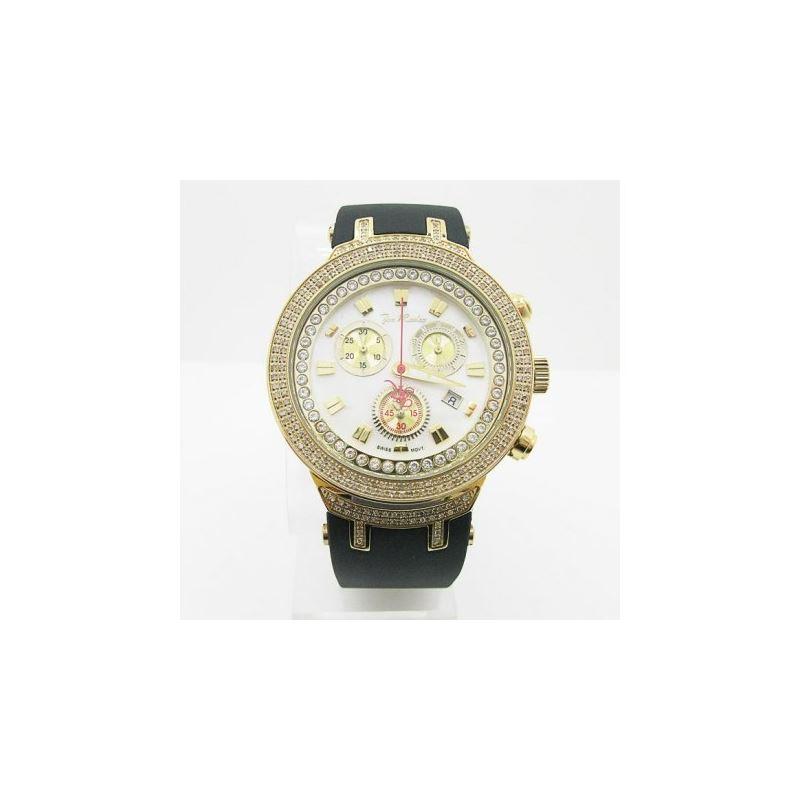 Joe Rodeo Master 2.20ctw Diamond Watch J 89093 1