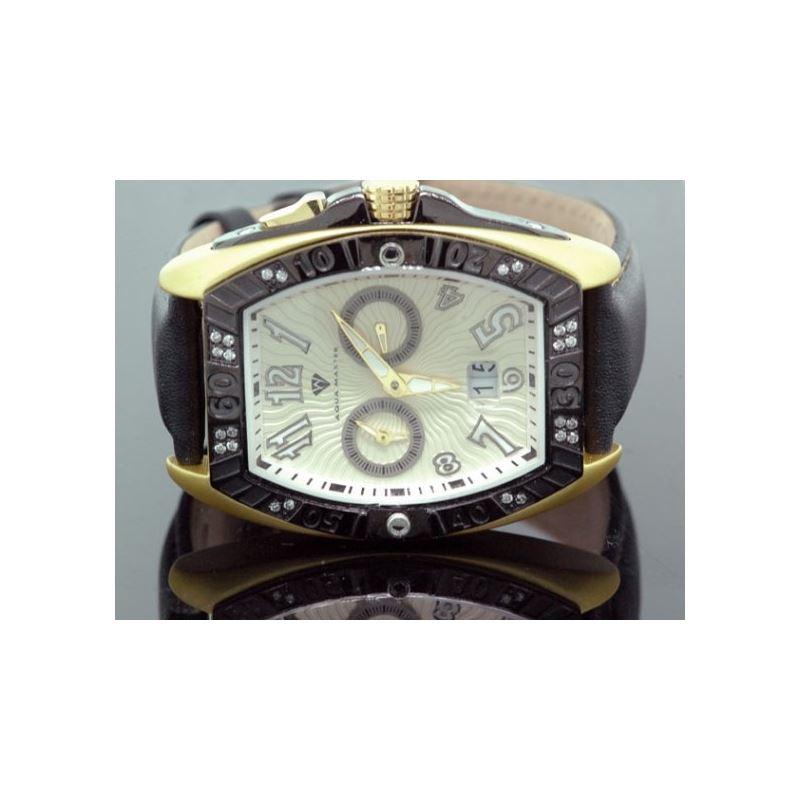 Aqua Master Tonneau 0.50 ct Diamond Mens 27812 1