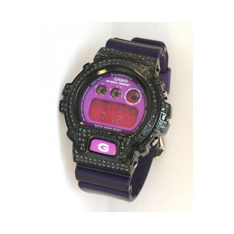 Casio G-Shock 5.00 ct Swarovski Iced Out 53051 1