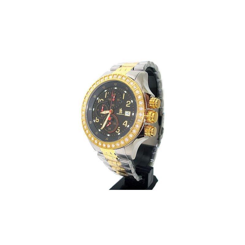 Richard  Company Diamond Watch Two Tone  28148 1