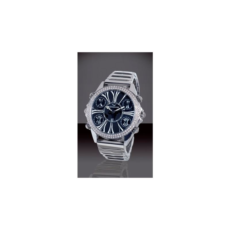 Aqua Swiss Diablo Diamond Watch DB243 53421 1