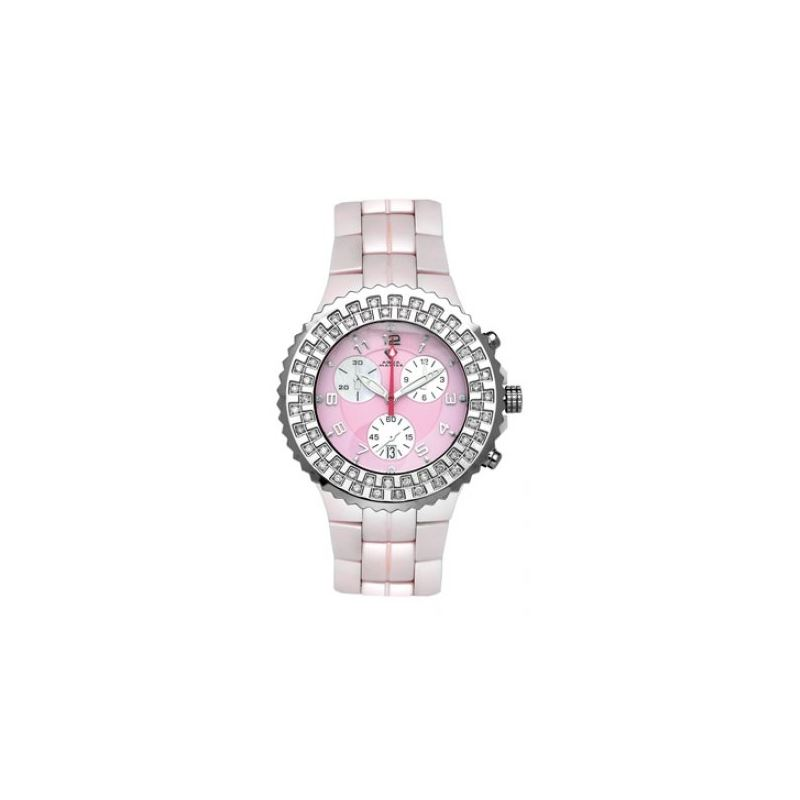 Aqua Master Unisex Ceramic Diamond Watch 53470 1