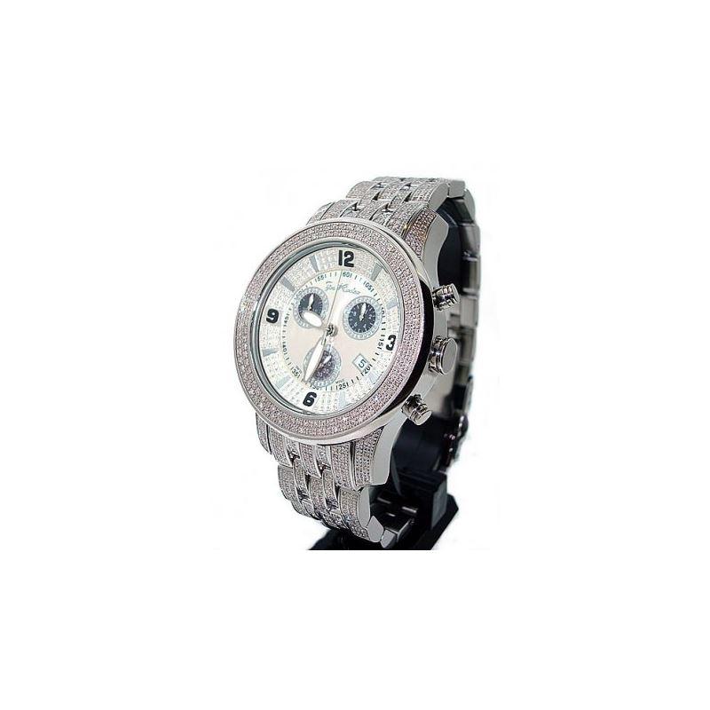 Joe Rodeo Mens Diamond Band Watch 88807 1