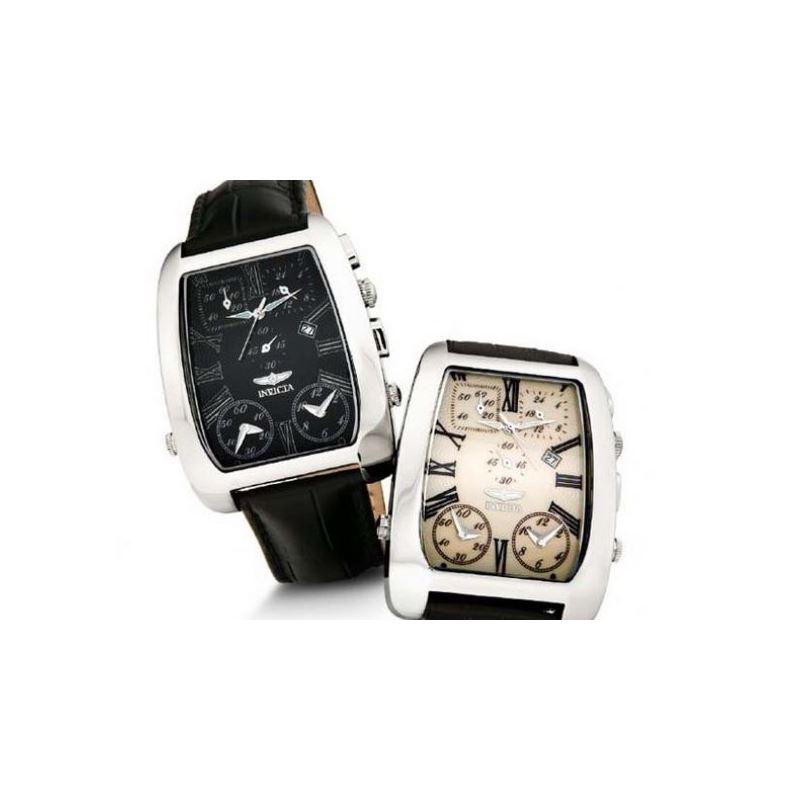 Invicta Chronozone 3 Time Zone Watch 27943 1