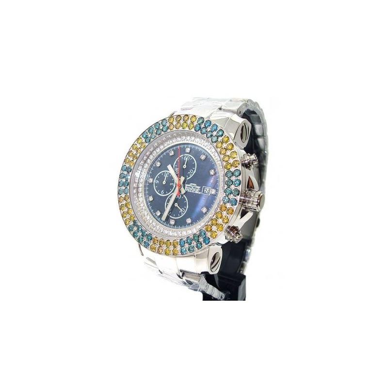 Freeze Diamond Jumbo Face 4.5ct Watch 53206 1