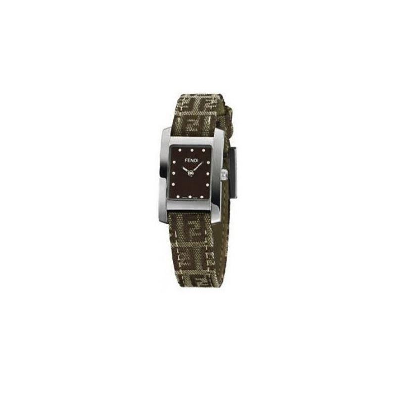 Fendi F708122 Classico Ladies Watch 53655 1