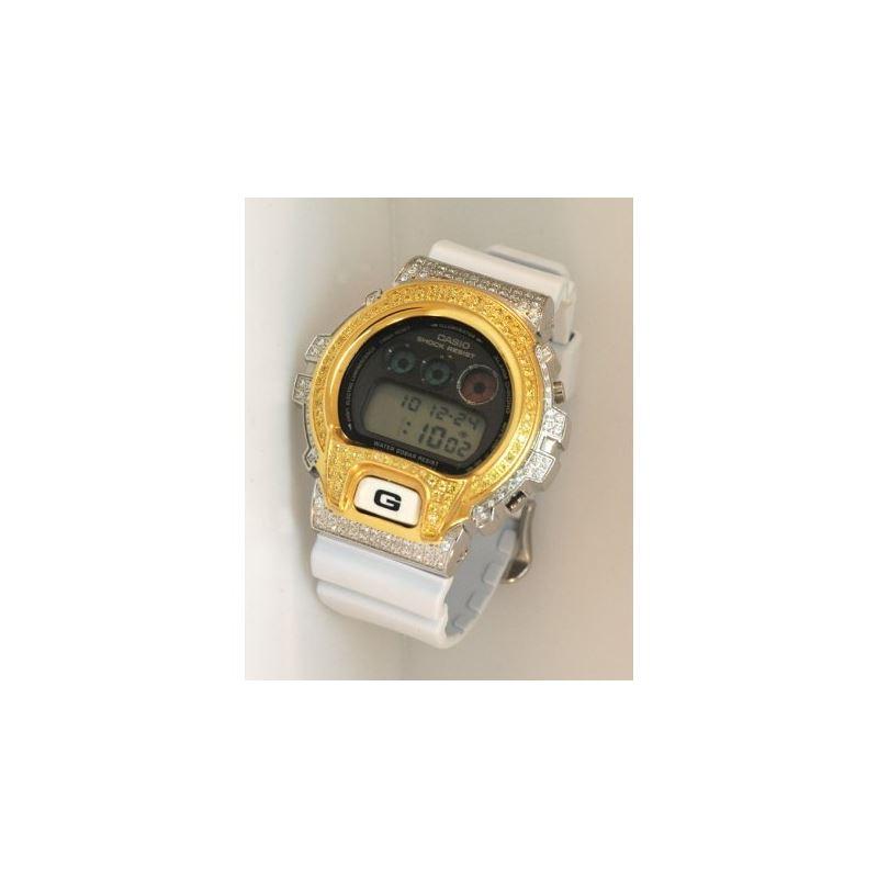 Casio G-Shock 5.00 ct Swarovski Iced Out 53046 1