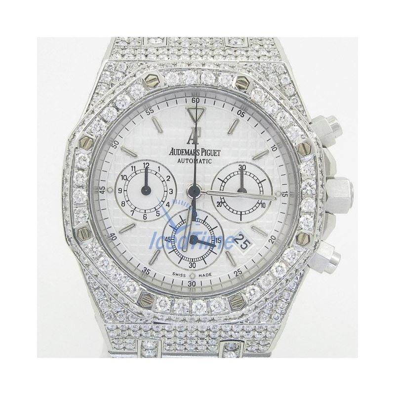 Audemars Piguet Royal Oak Chronograph Me 54350 1