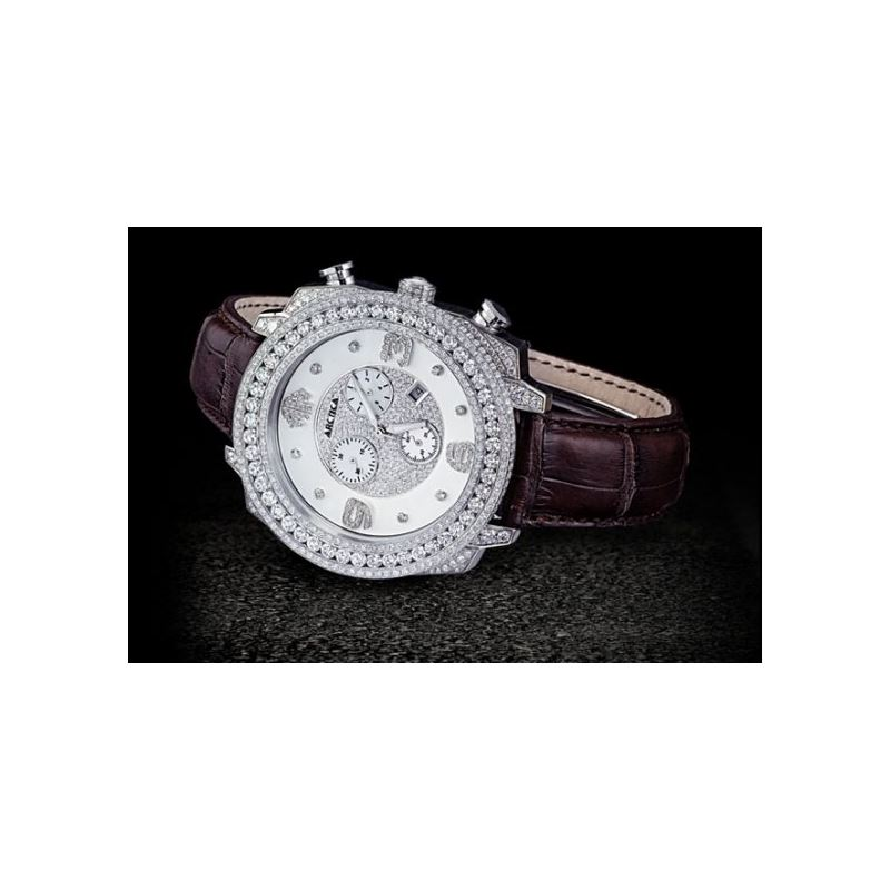 Arctica Watches Arctica 50mm Diamond Cas 49180 1
